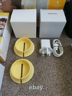 BOXED Medela Freestyle Flex Double Electric 2-Phase Digital Breast Pump
