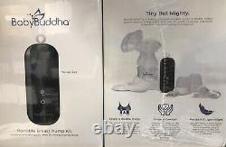 BabyBuddha Portable Breast Pump Kit BNIB/Sealed