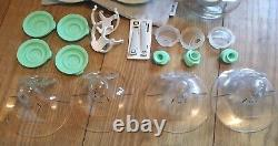 Boxed Elvie Double Breast Pump With Accessories