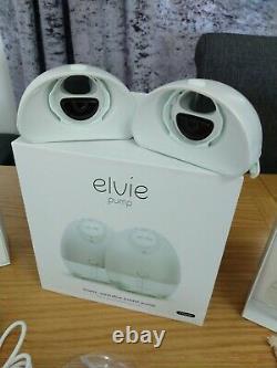 Double Elvie Breast Pumps Bought April 2021