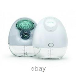 Elvie DOUBLE Electric Breast Pump Silent Wearable Breast Pump USED ONCE