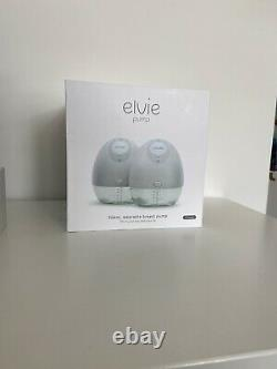 Elvie Double Breast Pump Barely Used