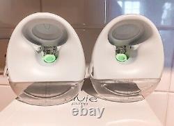 Elvie Double Breast Pump With 10 Bottles & Warranty To oct 2021 Handsfree