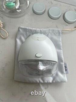 Elvie Double Electric Breast Pump used twice