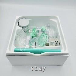 Elvie Double Electric Smart Breast Pump Hands Free in Bra Quiet with 2 Modes