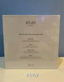 Elvie Double Electric Weareable Breast Pump Sealed New in box