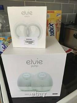 Elvie Double Pump Plus Elvie Catch