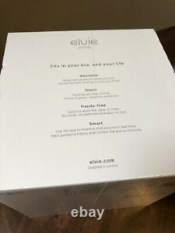 Elvie Double Wearable Breast Pump BRAND NEW AND SEALED