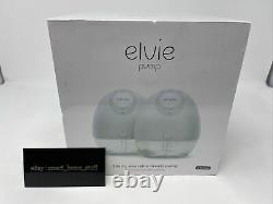 Elvie EP01 Double Electric Breast Pump Brand New Sealed In Box