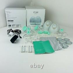 Elvie EP01 Double Electric Breast Pump Missing One Bottle Container