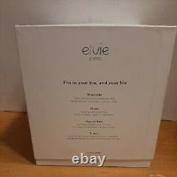 Elvie EP01 Double Electric Breast Pump USED STERILIZED