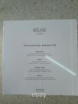 Elvie EP01 Electric Single Wearable Breast Pump (factory sealed)
