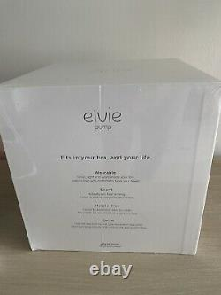 Elvie EP01 Electric Single Wearable Breast Pump with App