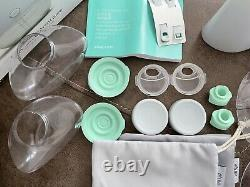 Elvie Electric Breast Pump Single (With Extras + Additional Hub)