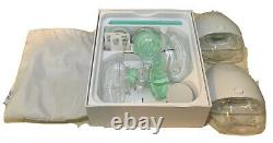 Elvie Pump Double Silent, Wearable, Electric Breast Pump (EP01) Light USE