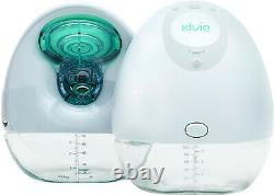 Elvie Pump EP01 2 Double Silent Wearable Bluetooth Electric Breast Pump with App