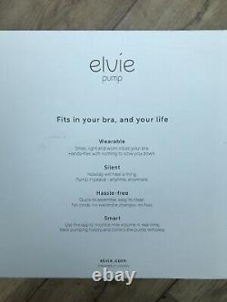 Elvie Silent Single Breast Pump BNIB Sealed