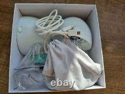 Elvie Silent Wearable Single/Double Electric Breast Pump with spare Hub