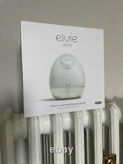 Elvie Silent Wearable Single Electric Breast Pump. Excellent Condition