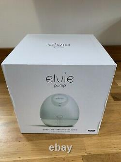 Elvie Silent Wearable Single Electric Breast Pump. Great Condition. 2 Months Old