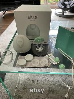 Elvie Silent Wearable Single Electric Breast Pump Used For 1 Week