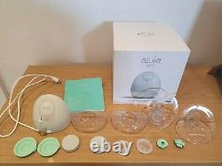 Elvie Silent Wearable Single Electric Breast Pump, used, very good condition