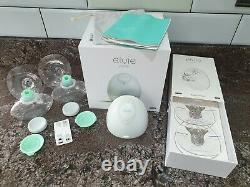 Elvie Silent Wearable Single Electric Breast Pump with 21mm Shields included