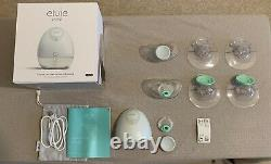Elvie Single Electric Wearable Smart Breast Pump Silent Hands-Free Portable