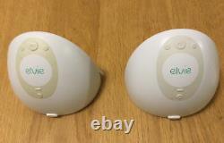 Elvie breast pump double