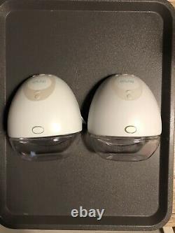 Elvie double electric breast pump