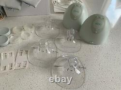 Elvie double electric breast pump Used