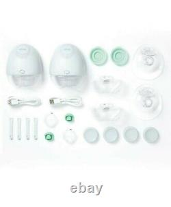 Elvie double electric breast pump new in box unopened