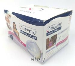 Freemie Hands Free Concealable Breast Milk Collection System