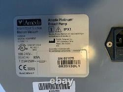 Grade b Ameda Platinum Dual Breast Pump Electric Hospital Grade B Ref E325189