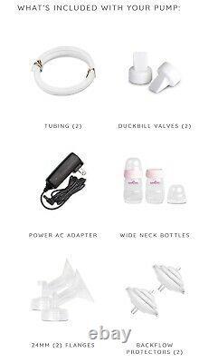 Korea Spectra 9+ Plus Double Electric Breast Pump Portable