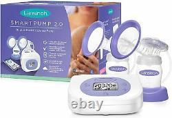 Lansinoh Breast Pump Smartpump 2.0 Double Electric Breast Pump
