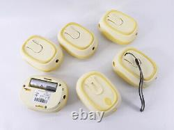 Lot of 6 Medela Freestyle Rechargeable Electric Breast Pumps no adapters