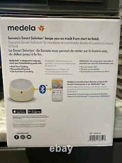 MEDELA SONATA Hospital Performance Portable BREAST PUMP Bluetooth NEW