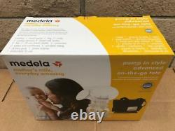 Medela Breast Pump In Style Advanced On The Go Tote 57063 NEW-SEALED