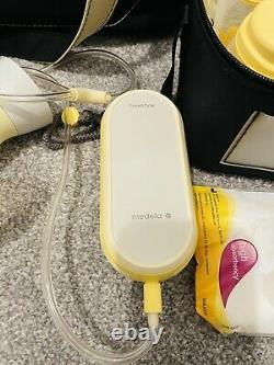 Medela Freestyle Flex 2 Double Electric Pump, Used Once