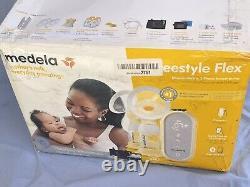 Medela Freestyle Flex Breast Pump Double Electric Single User Breast Pump New