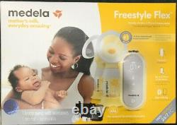 Medela Freestyle Flex Double Electric 2 Phase Breast Pump Brand New In Box