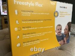 Medela Freestyle Flex Double Electric 2 Phase Breast Pump- Brand New, Unopened