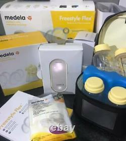 Medela Freestyle Flex Double Electric Beast Pump UNUSED