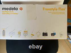 Medela Freestyle Flex Double Electric Breast Pump #607