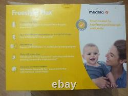 Medela Freestyle Flex Double Electric Breast Pump, Portable and Re-chargeable