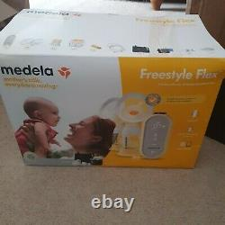 Medela Freestyle Flex Double Electric Breast Pump used