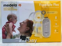 Medela Freestyle Flex Electric Breast Pump, Rechargeable Double Silicone Pump