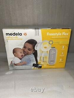 Medela Freestyle Flex Portable Double Electric Breast Pump BRAND NEW SEALED
