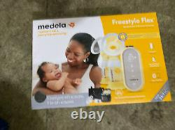 Medela Freestyle Flex Portable Double Electric Breast Pump Factory Sealed